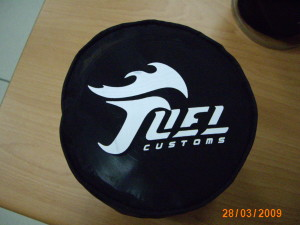 ˆFuel customs filter wrap