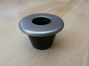 Rubber bushing with washer-02